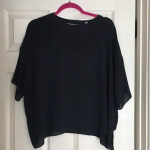 Vince Silk oversized t-shirt size medium